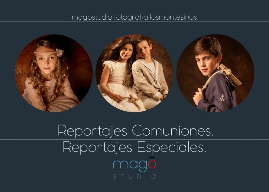 CAMPAÑA COMUNIONES 2019
